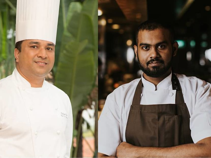 What happens when traditional Indian flavours meet inventive, modern dishes?