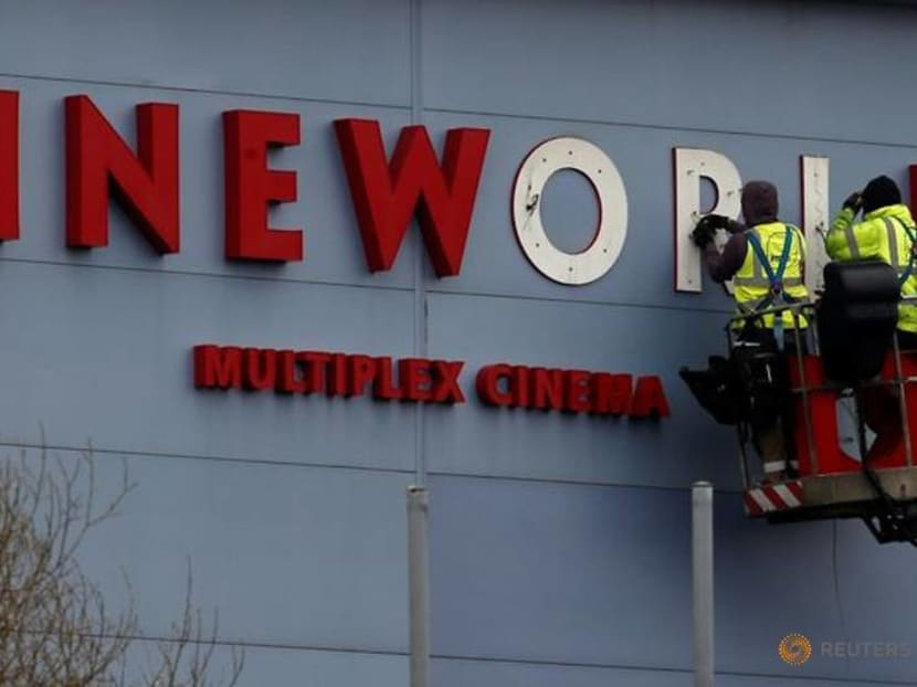 Cineworld to close all US, UK and Ireland sites this week, source says