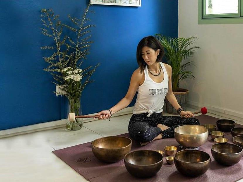 The Singapore-based wellness creative who wants to help you heal yourself
