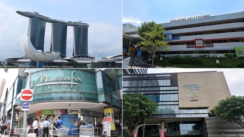 Marina Bay Sands mall, Pizza Hut at Westgate added to list of places visited by COVID-19 cases during infectious period