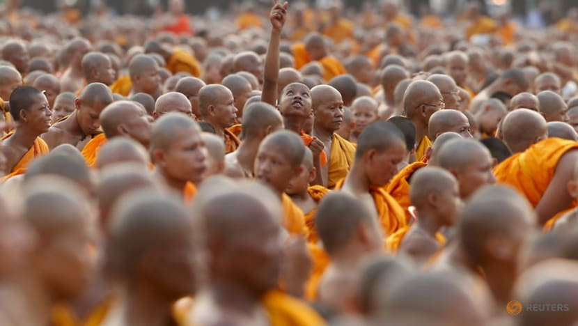 Nine-year-old boy dies after beating by Buddhist monk in Thailand