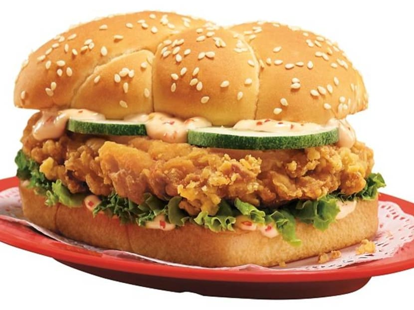 McDonald's celebrates National Day with 'Ha Ha Cheong Gai' menu and Breakfast Curry Burger | CNA Lifestyle Exclusive