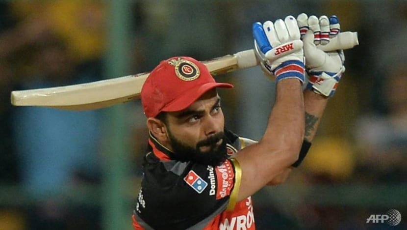 Cricket: Kohli reprimanded for IPL temper tantrum
