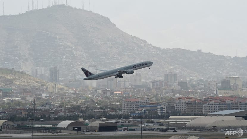 Pentagon authorises more troops for Kabul as US embassy says airport security not stable