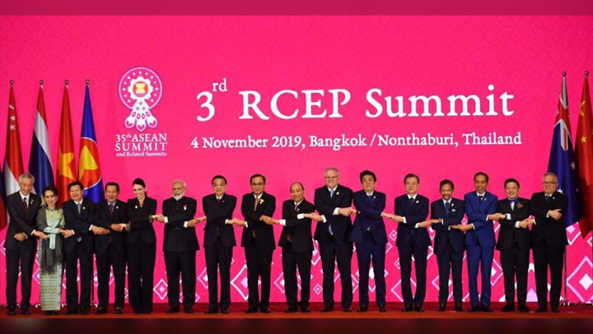 15 nations complete 'text-based' negotiations for RCEP, signing expected in 2020