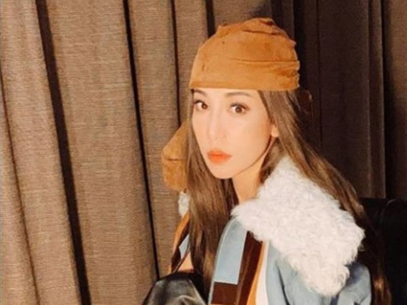 Actress Fiona Xie now prefers to stay home and take up online courses