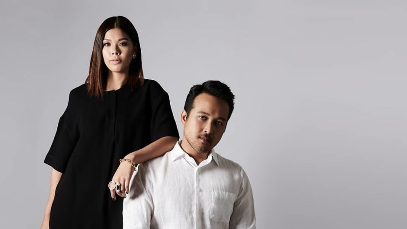 This is the first Singaporean fine jewellery brand to be sold on Net-A-Porter