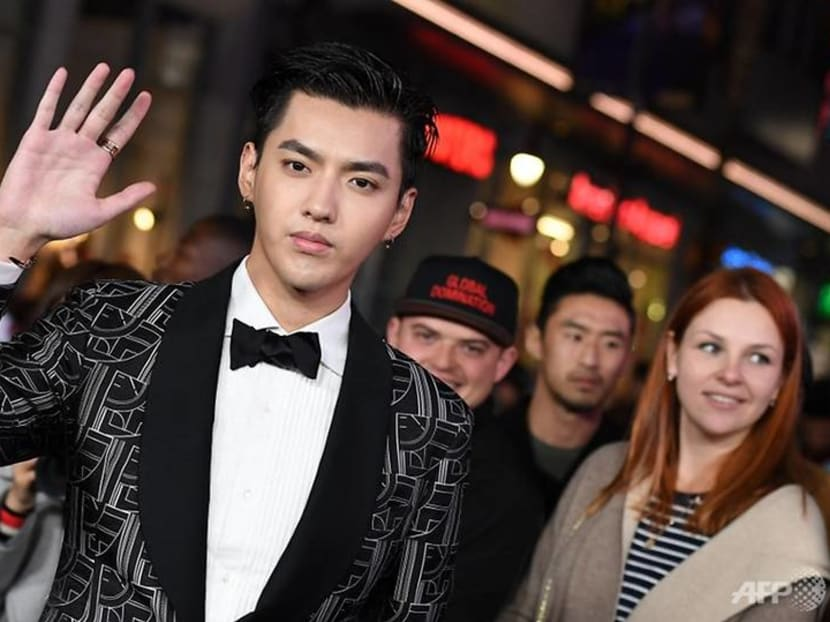 Kris Wu's alleged predatory behaviour causes brands to cut ties with him