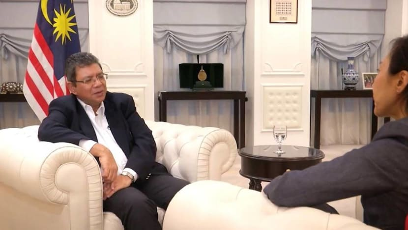 No 'one-on-one' discussion with Beijing on South China Sea issue: Malaysia foreign minister