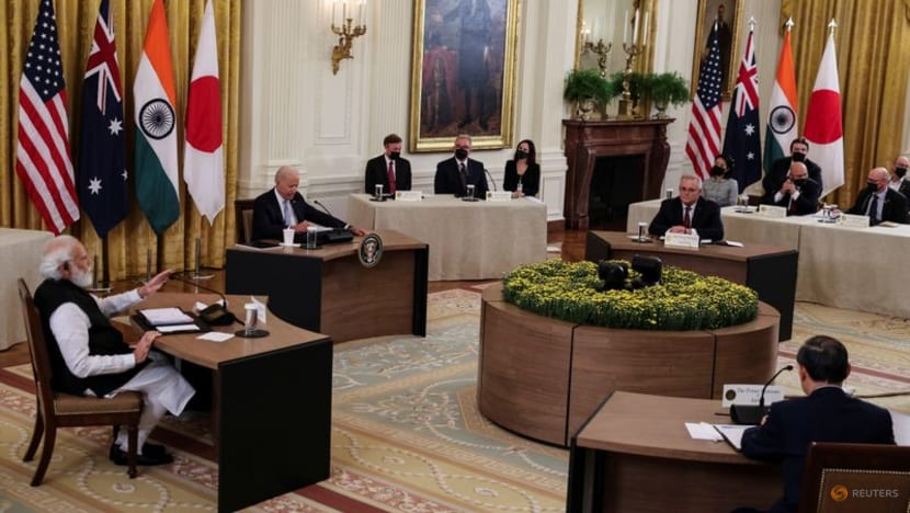 Leaders of Australia, India, Japan, US highlight need for 'stable' Pacific