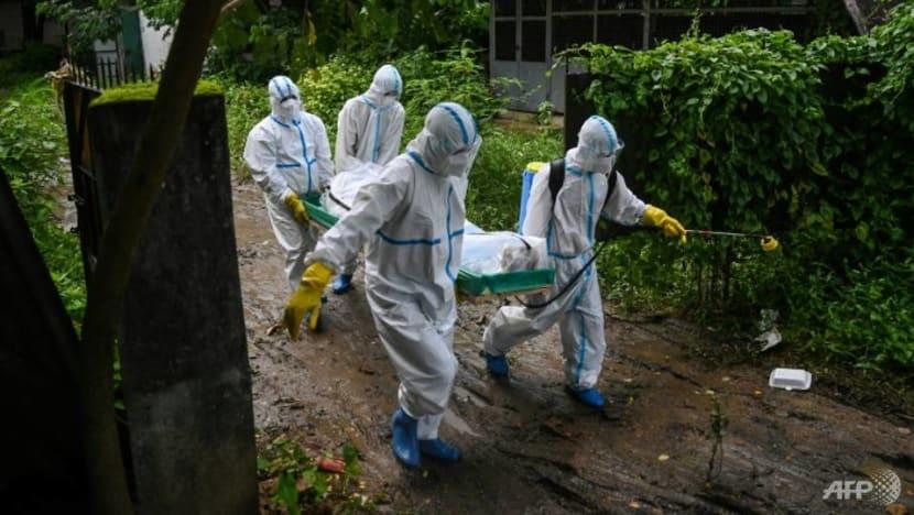 Myanmar seeks international help as COVID-19 bites