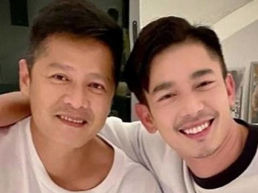 Does Elvin Ng look like Li Nanxing? He'll be 'very happy' if you say yes
