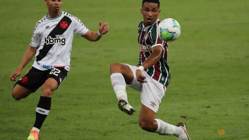 Vasco's unbeaten run ends in 2-1 loss to Fluminense