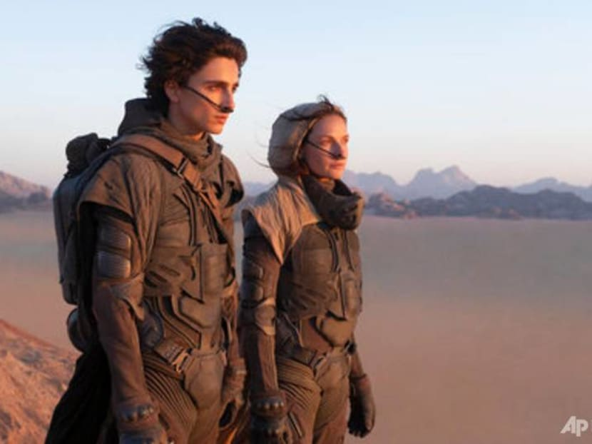Warner Bros to stream all its 2021 releases including Dune, Matrix in the US