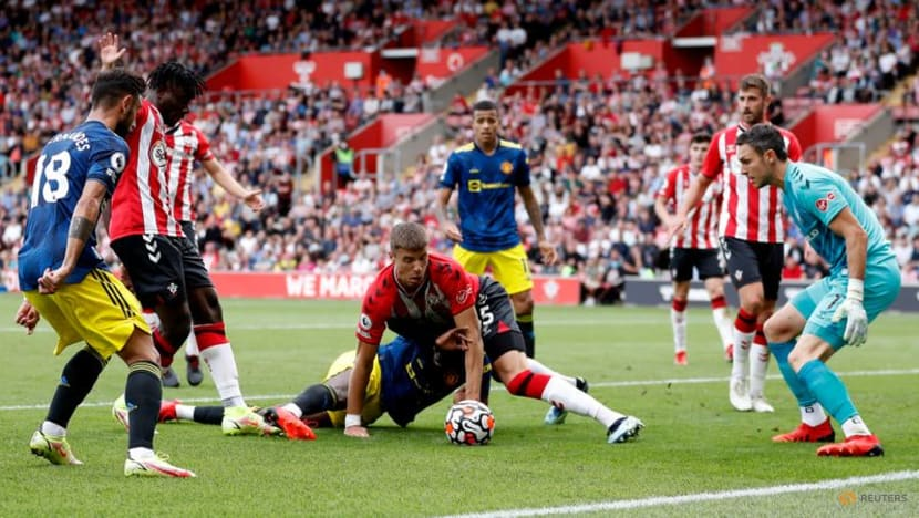 Football: Sloppy United held to draw at impressive Southampton in reality check