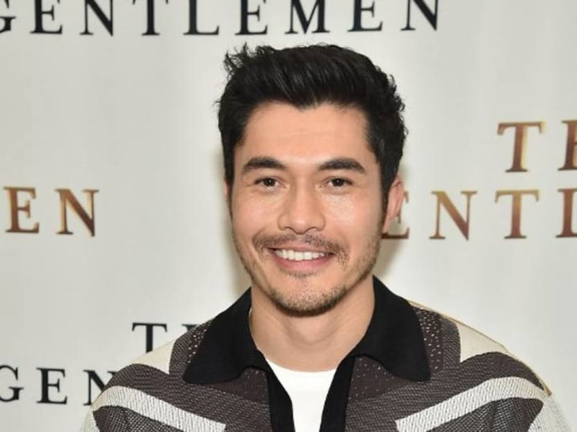 Henry Golding says fatherhood has him focusing on 'what really matters in life'