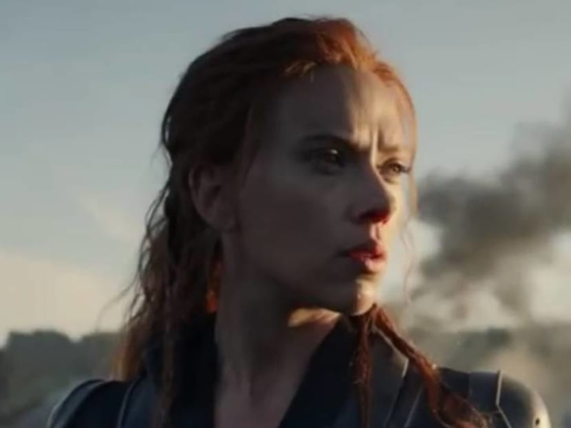 Trailer for Marvel's Black Widow movie finally drops – and even the Hulk is excited