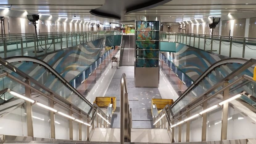 Second stage of Thomson-East Coast Line further delayed to third quarter next year