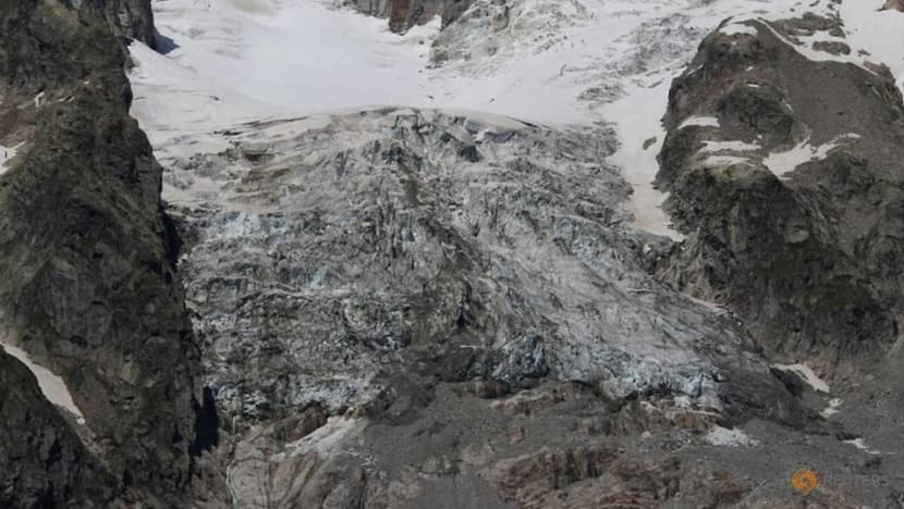 Italian valley evacuated as cathedral-sized glacier slips