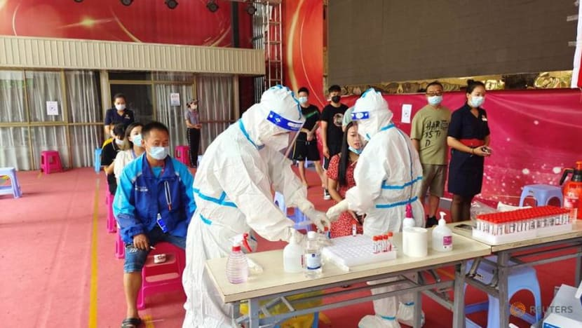 China reports 28 new COVID-19 cases