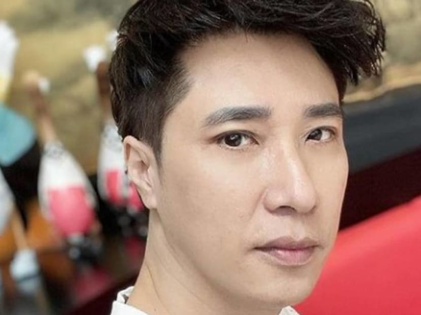 Why Dasmond Koh doesn't want to 'over-prepare' his Star Awards acceptance speech