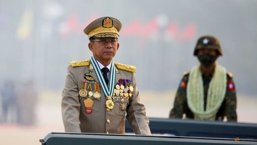 Myanmar military offers amnesty to some protesters in hiding