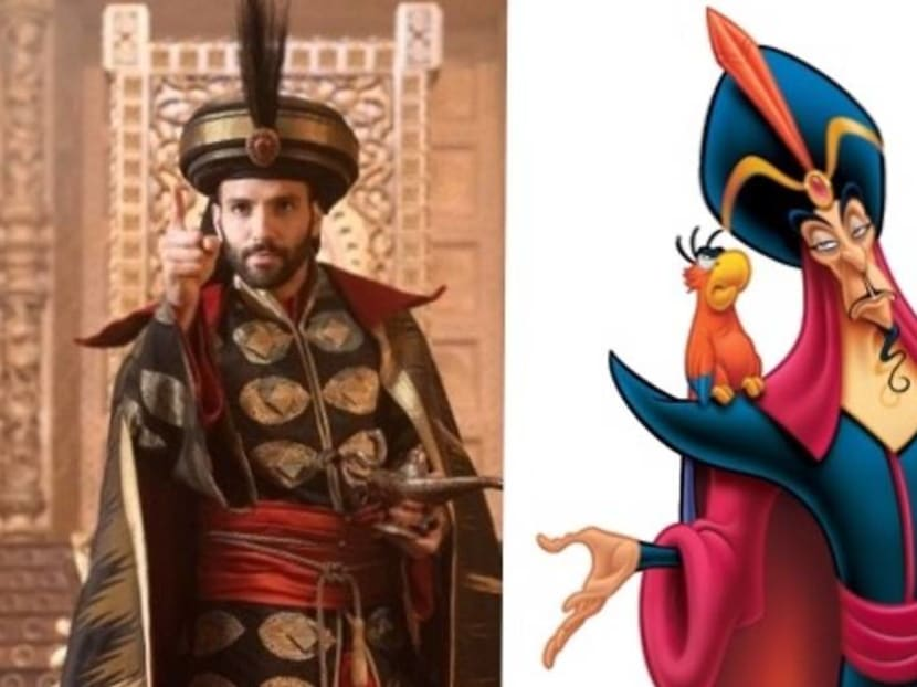 Thank you, Aladdin, next – 'Hot Jafar' has the Twitterverse in shirtless tizzy