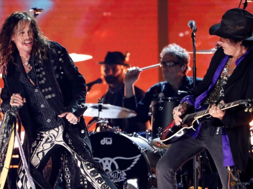 Rock band Aerosmith and Universal Music Group sign alliance deal