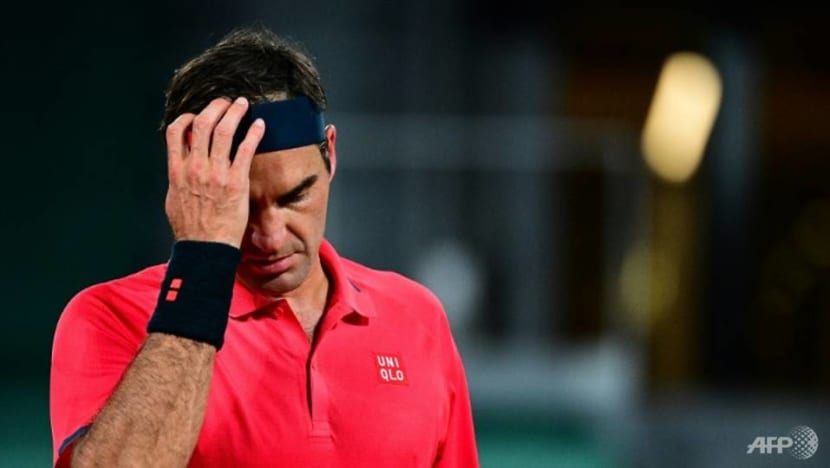 Tennis: Federer loses to Auger-Aliassime in Halle
