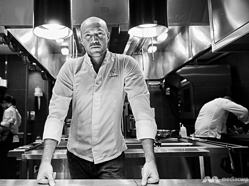Kitchen Stories: The Colombian chef who only cooks in black and white