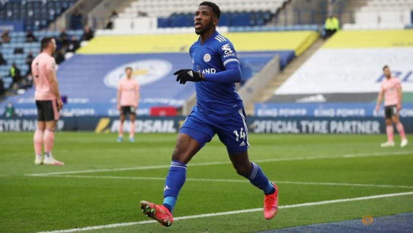 Iheanacho extends Leicester contract to 2024