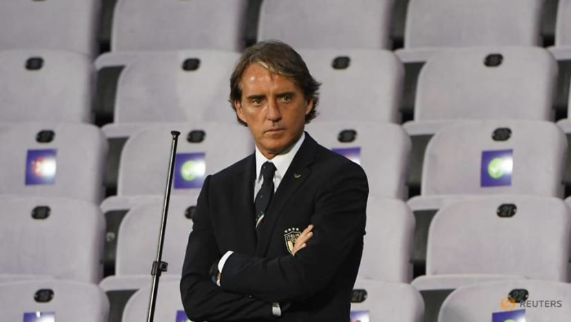 Mancini warns Italy of Northern Ireland's physical threat