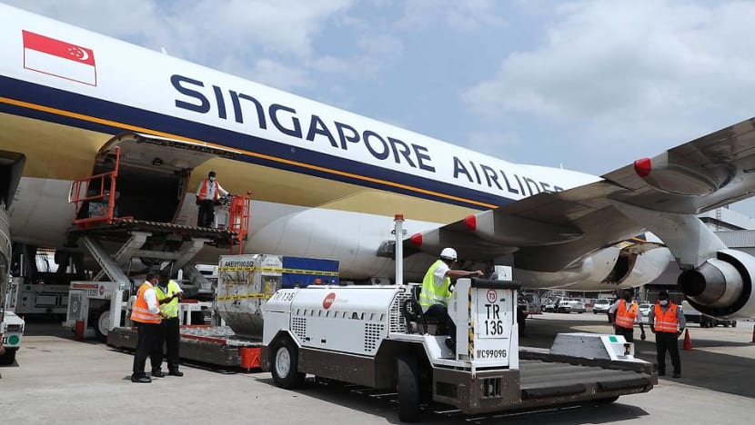 SIA to test IATA travel pass for COVID-19 result, vaccination status of passengers