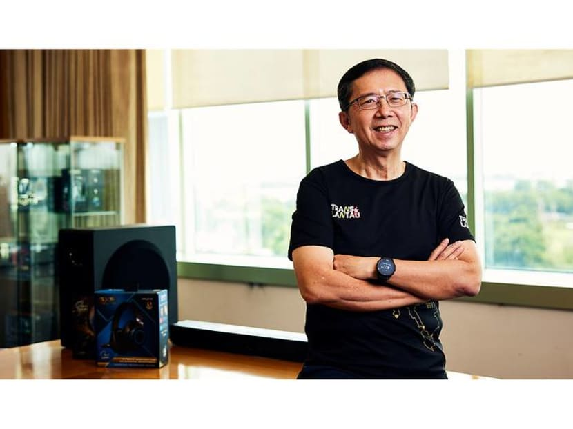 'We still value our loyal supporters': Creative Technology's Sim Wong Hoo