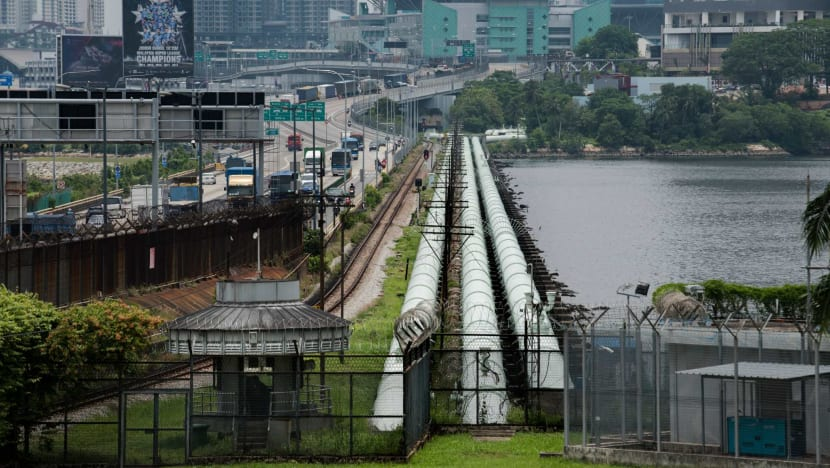 Malaysia-Singapore talks on right to review water price will resume after COVID-19 pandemic: Putrajaya
