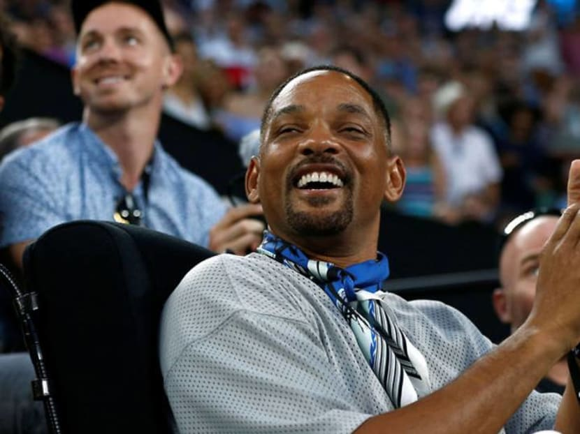 Will Smith to play the Williams sisters' father? People think he's too light-skinned