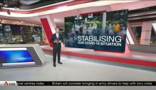 Rapidly rising COVID-19 cases putting 'serious strain' on hospitals, action needed: Task force | Video