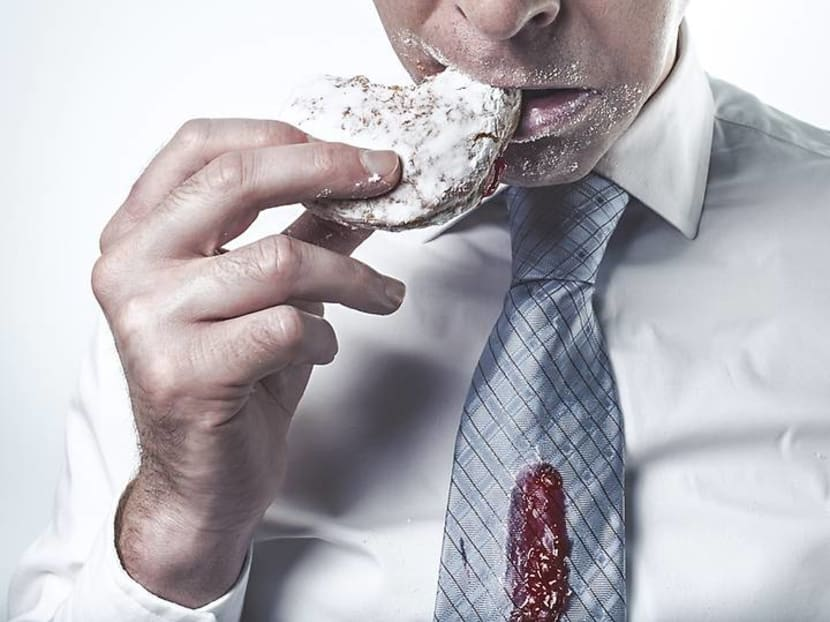 Put down that kueh right now: How to stop snacking in the office