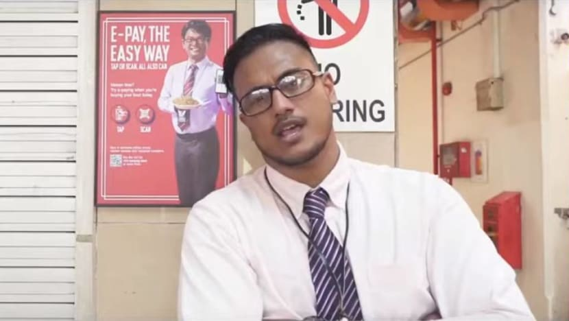 Rapper Subhas Nair removed from CNA musical documentary over 'offensive' rap video