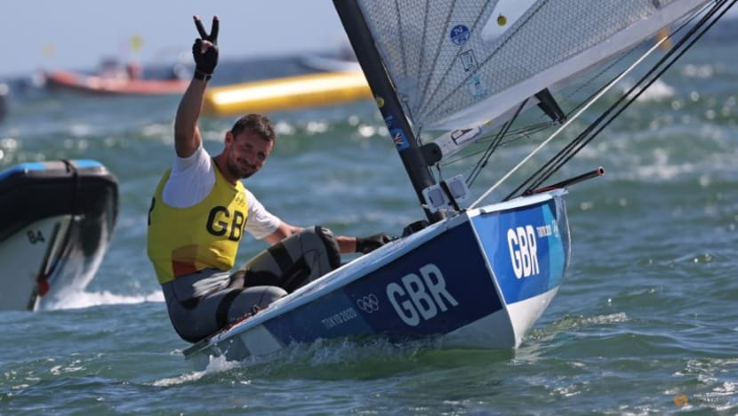 Olympics-Sailing-Old classes wave goodbye as sailing set for changes