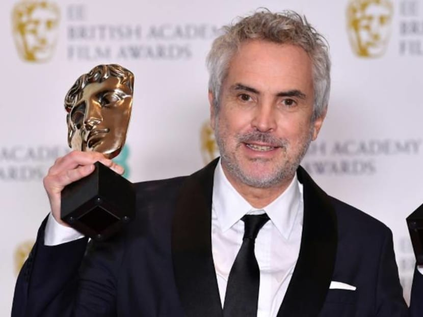 Roma wins top prizes at BAFTAs, sets sights on Oscars
