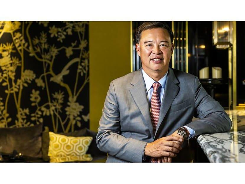 Sansiri CEO Apichart Chutrakul on the most coveted addresses in Bangkok