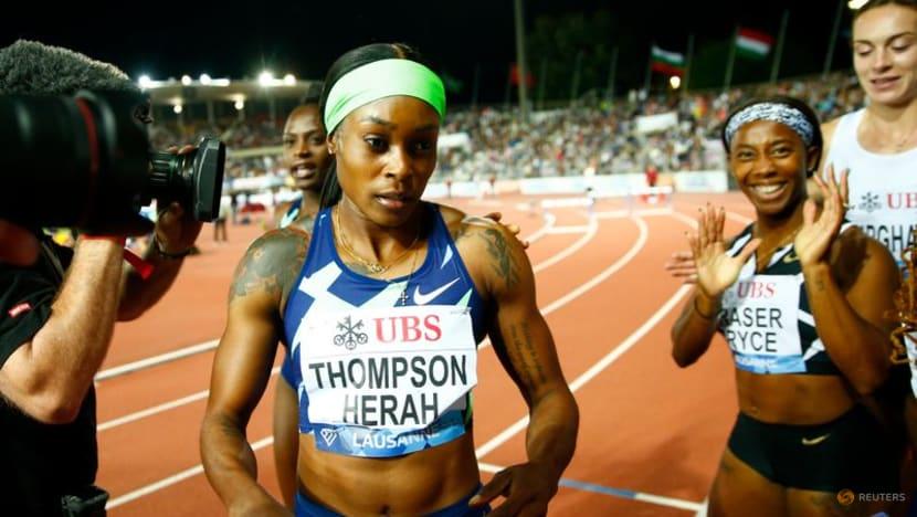 Athletics: Fraser-Pryce beats Olympic champion Thompson-Herah on night of upsets