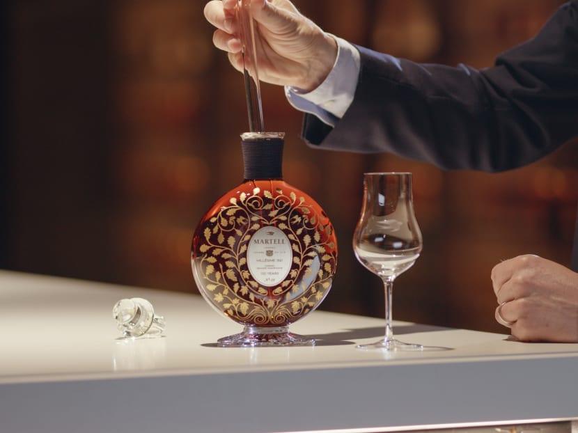 Cognac connoisseurs, rejoice: Martell unveils limited edition 100-year-old cognac