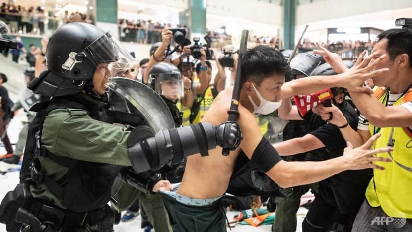 Fewer Singapore tourists heading to Hong Kong after protests spark safety concerns