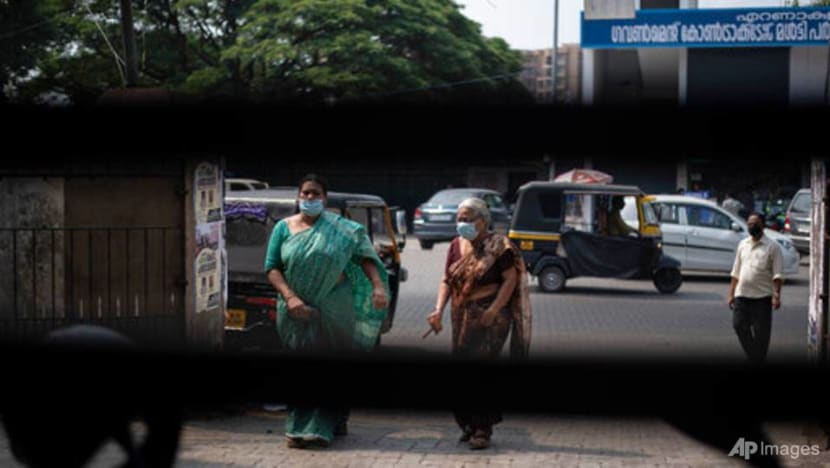 India's Kerala state orders lockdown as COVID-19 infections rise
