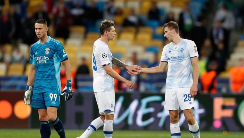 Football: Yaremchuk spurns chance to haunt former side Dynamo