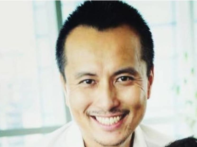 Remember Robin Leong from Triple Nine? He's writing kung fu books for kids now