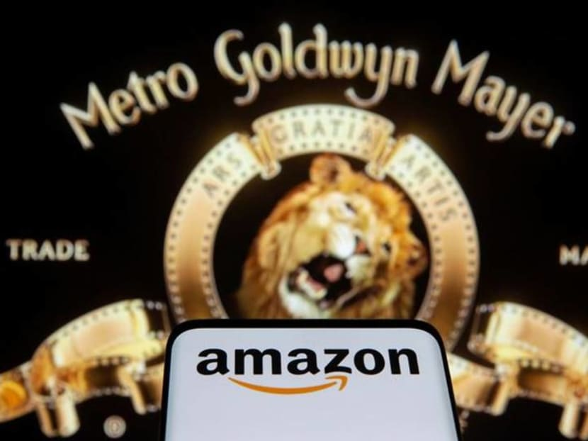 Amazon roars for MGM's lion, paying US$8.45 billion for studio behind James Bond and Rocky