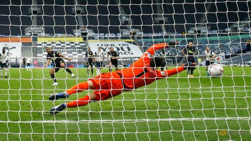 Football: More handball controversy as Newcastle earn late point at Spurs